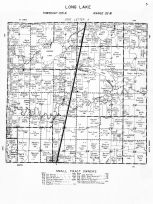 Code X - Long Lake Township, Kansas Lake, Lake Mary, Watonwan County 1959